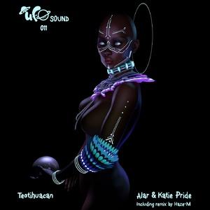 Katie Pride, Alar - Teotihuacan