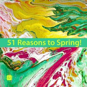 VA - 51 Reasons to Spring! [MixCult Digital]